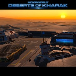 Deserts of Kharak - Screenshot - Base