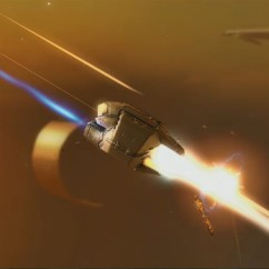 Homeworld Remastered PAX Australia 2014 - Kadeshi Swarmer