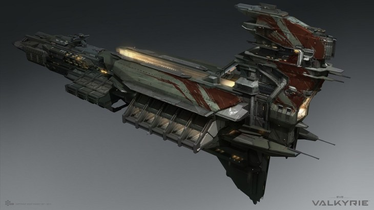 eve valkyrie dropping 1