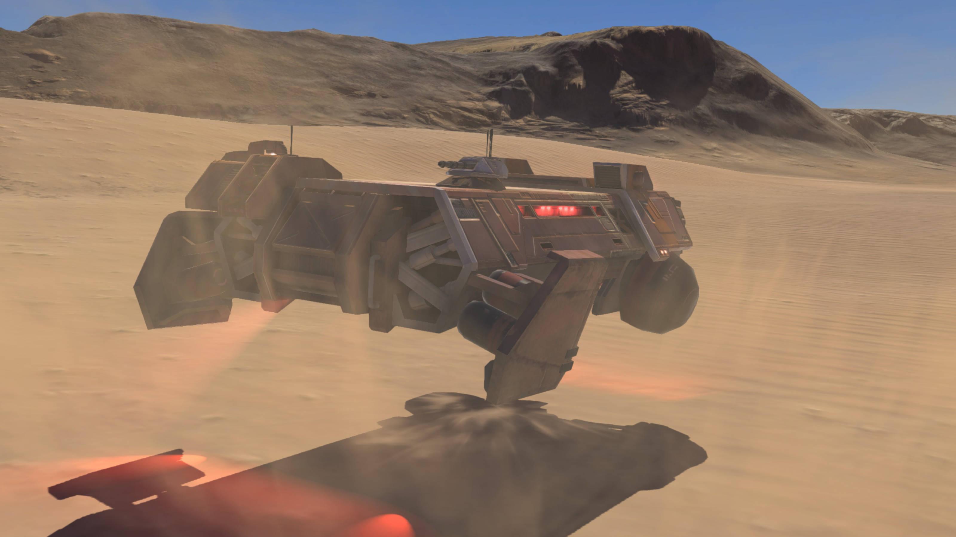 Homeworld Deserts of Kharak Khaaneph Fleet Pack - Baserunner