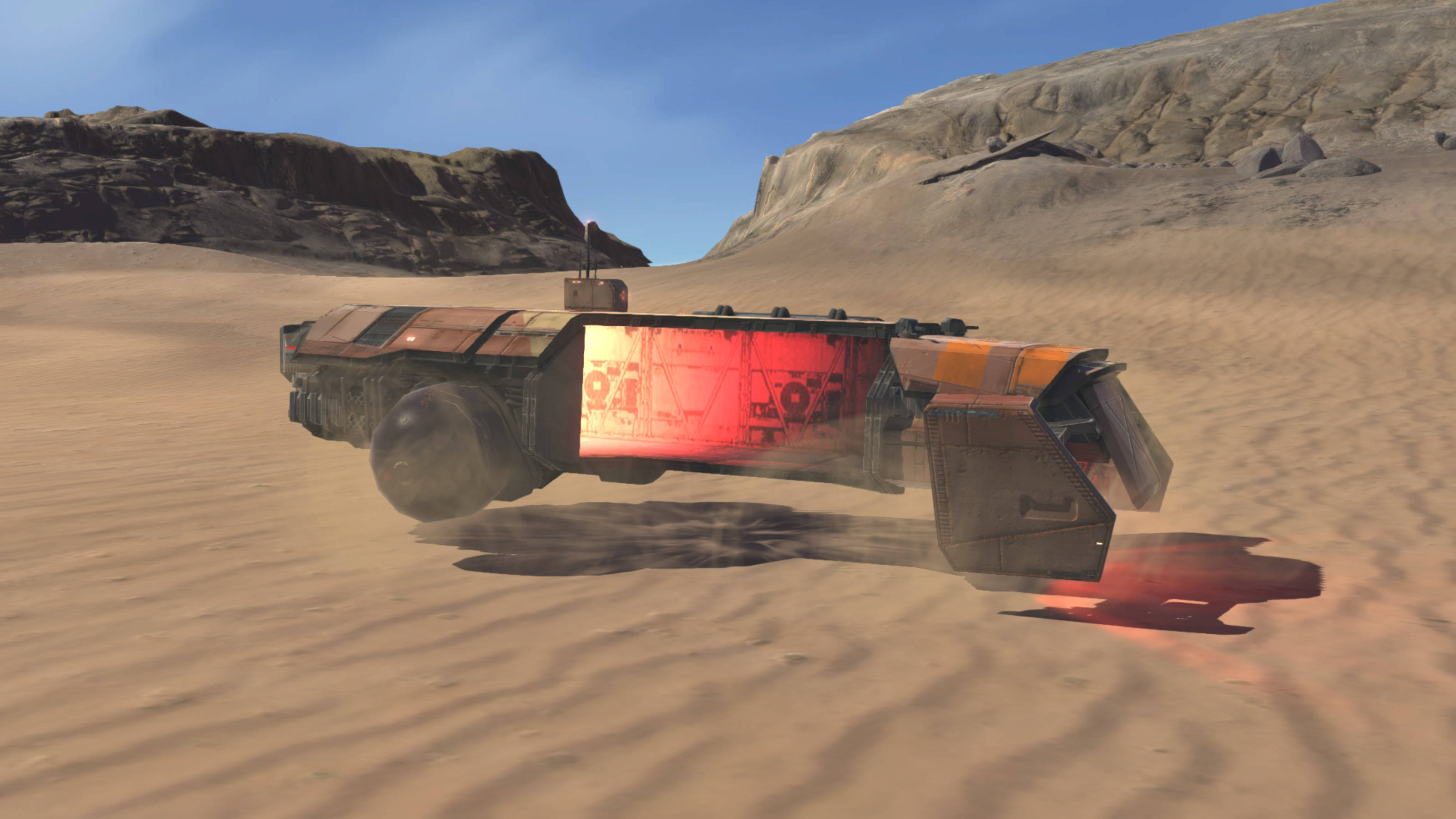 Homeworld Deserts of Kharak Khaaneph Fleet Pack - Production Cruiser