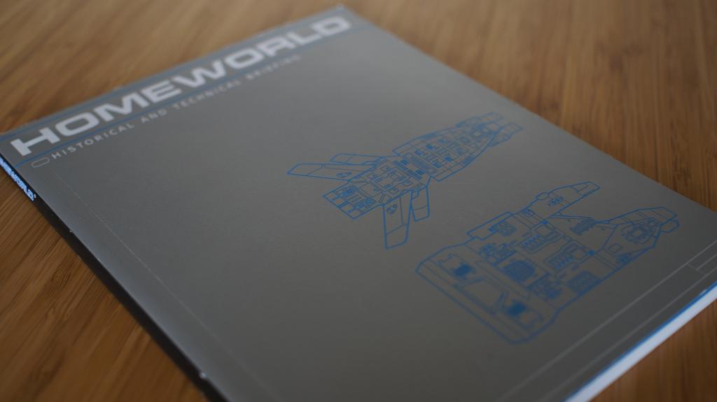 Homeworld Manual