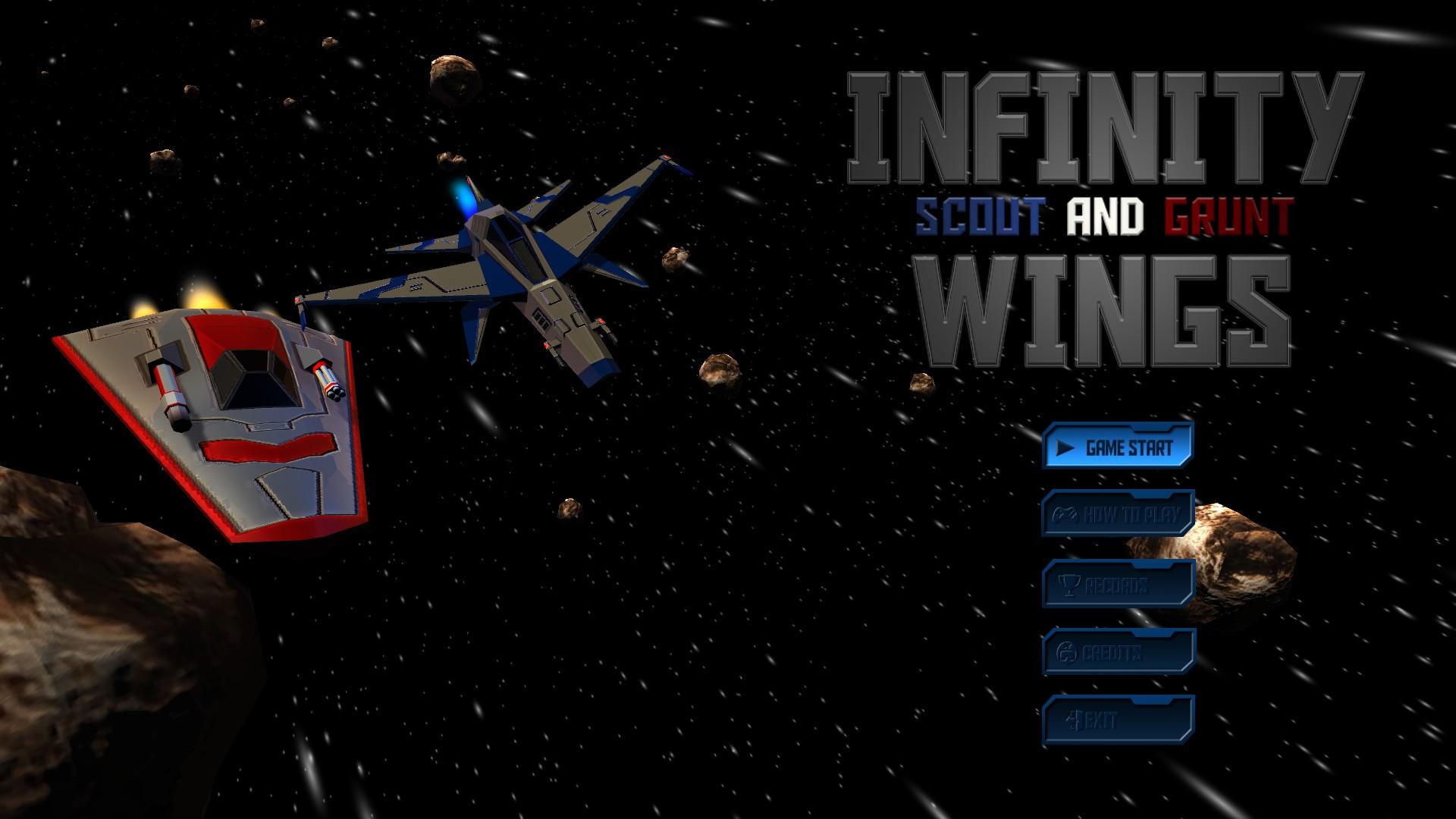 bullet hell infinity wings