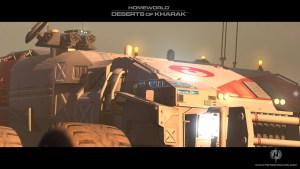 Homeworld Deserts of Kharak Wallpaper - Fists of Heaven - 5