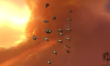 Homeworld Remastered - Multiclass Formation - Fists of Heaven