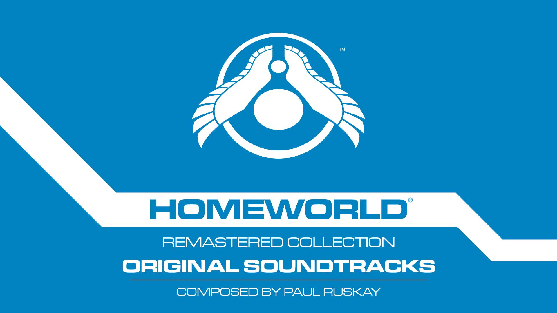 Homeworld Remastered Soundtracks - Paul Ruskay
