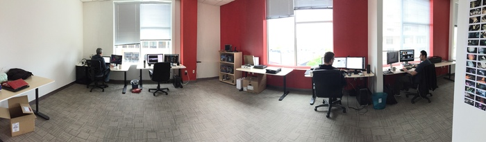 Revival Productions Overload Office