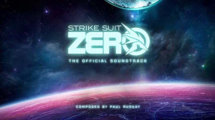 Strike Suit Zero Original Soundtrack - Paul Ruskay