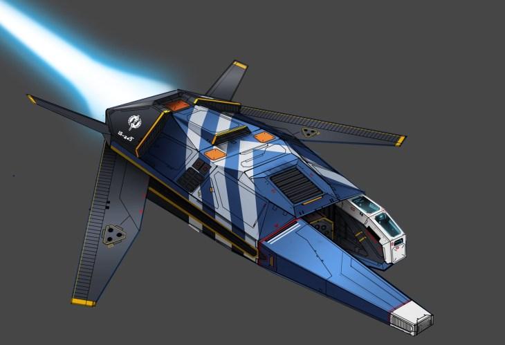 Shaar-Tol Class Interceptor