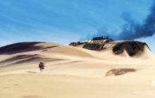 I Am Khaaneph - Homeworld Deserts of Kharak Fan Art - Fists of Heaven - 02
