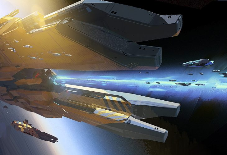 Attack Lead - Homeworld 3 - Official BBI