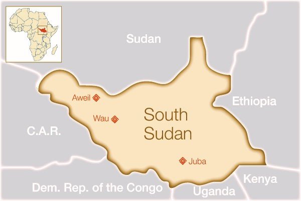 Fistula Foundation: South Sudan