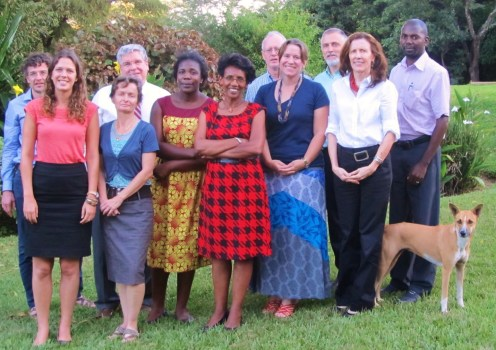 Malawi Surgeons Meeting Group