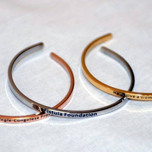Fistula Foundation Gifts That Heal - Jingle Bangles