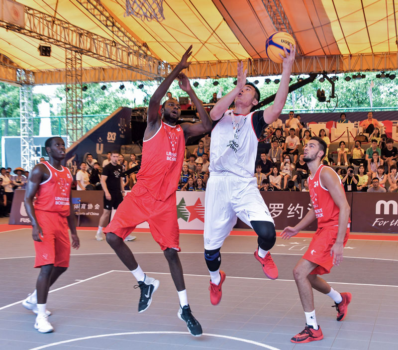 3X3 FISU Finals Heavyweights And Wildcards In Contention For Spot In Final
