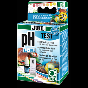 JBL ph-testi, laaja