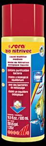 Sera Bio Nitrivec, bakteerivalmiste ja akvaarion kypsytys