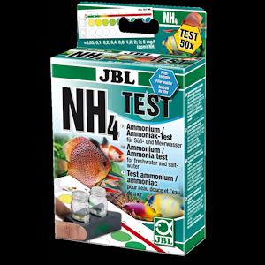 JBL ammoniakkitesti