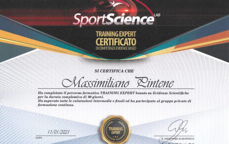 Training Expert