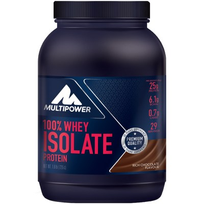multipower whey isolate protein 725g
