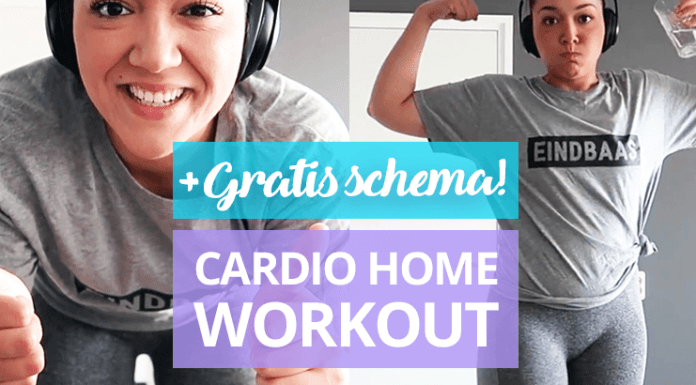 home workout cardio
