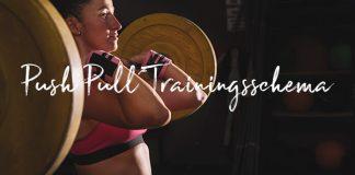 push-pull-trainingsschema