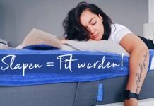 slaap fit worden