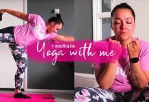yoga oefeningen voor beginners