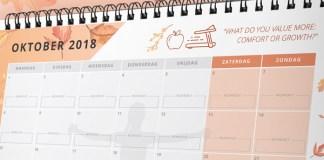 fitaddict kalender oktober