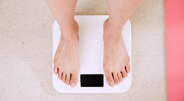 behoud je gewicht in december
