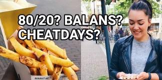80/20 balans regel