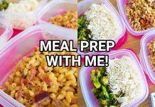 meal preppen