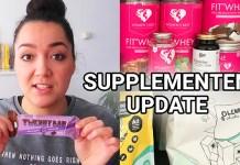 supplementen update