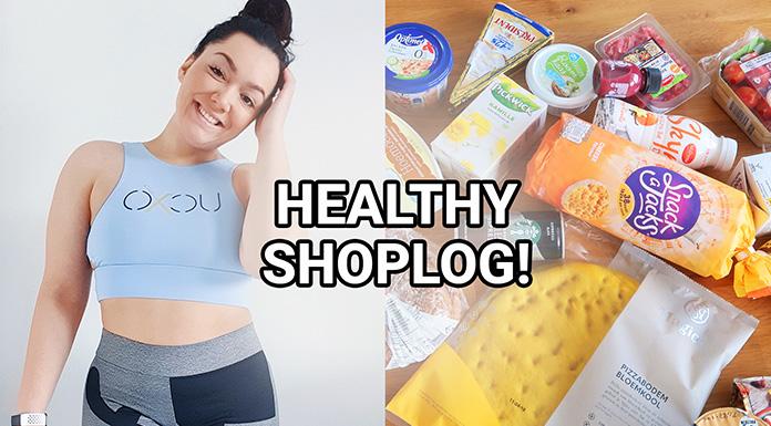 gezonde boodschappen
