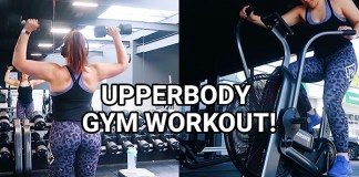 sportschool workout