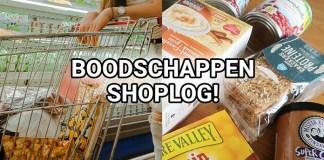 boodschappen shoplog