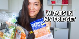 wat zit er in mijn koelkast