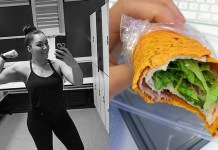 in het weekend gezond eten