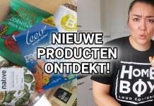 nieuwe gezonde producten