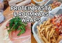 proteïne pasta