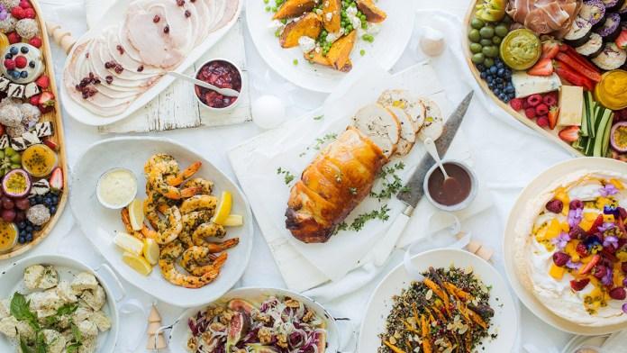 uit eten en genieten tijdens het afvallen