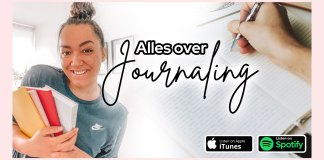 alles over journaling podcast