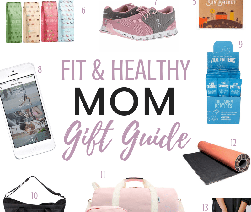 Healthy Mother's Day Gifts for Fit Moms