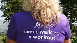 Nordic Walking turns a walk into a workout