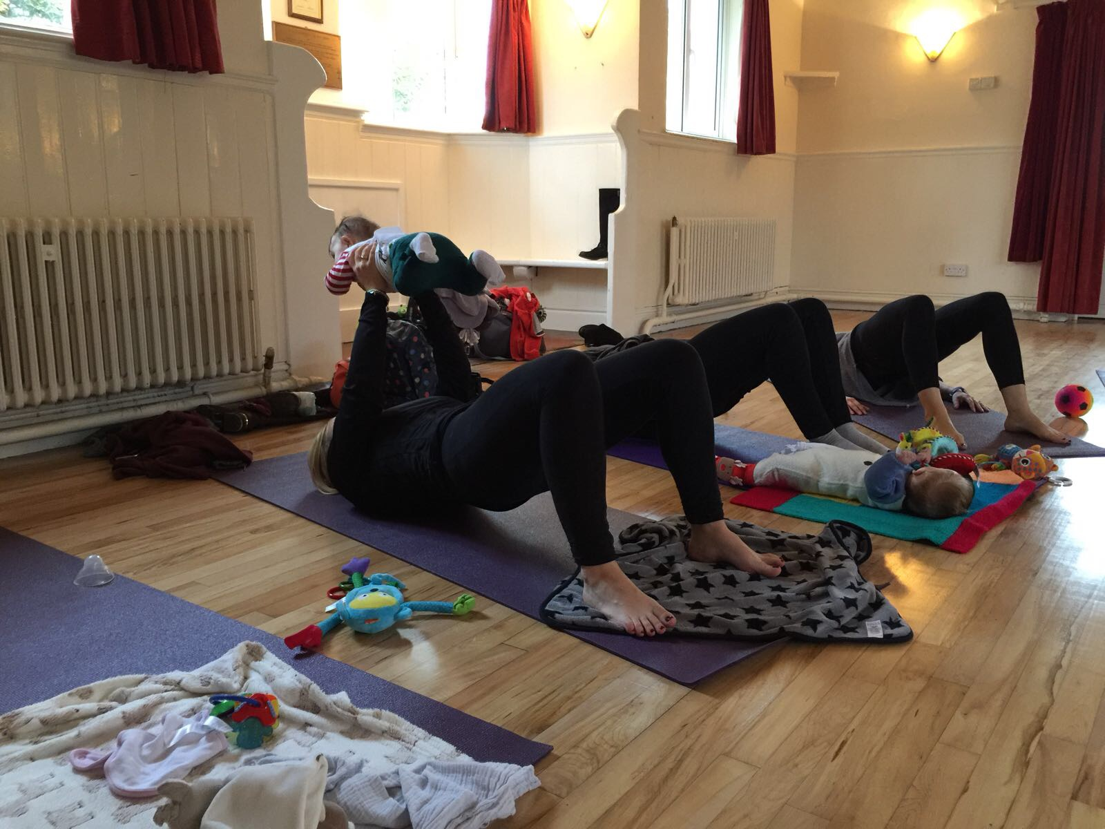 Mum and Baby Yoga - Abingdon