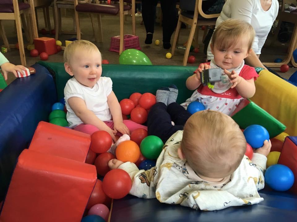 Coffee meet up for Mums - Abingdon