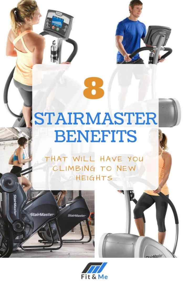 Stairmaster Weight Loss Results   Blog Dandk