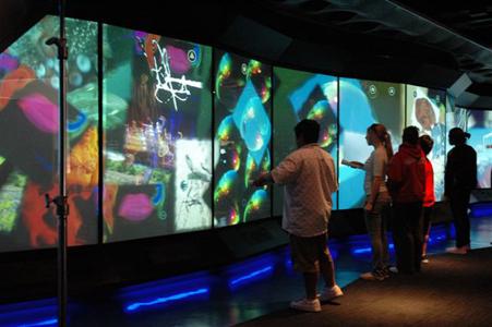 Ourspace, Te Papa Tongerewa, Museum of New Zealand, Wellington, New Zealand