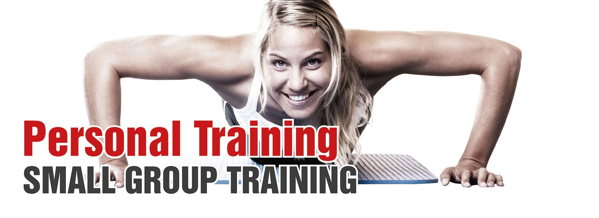 pt en small group training