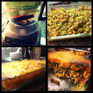 Clean Curried Shepherd's Pie